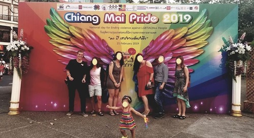 LGBTQ&A: Teaching English in Chiang Mai, Thailand & Hanoi, Vietnam with Sean
