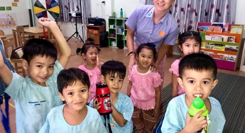 Teaching English in Sriracha, Thailand - Alumni Q&A with Sierra Duke