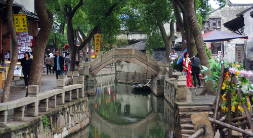 5 Spots to Visit While Teaching English in Suzhou, China