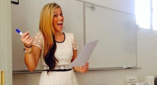 Teaching English in Playa Hermosa, Costa Rica with Kathleen Doyle [Video]