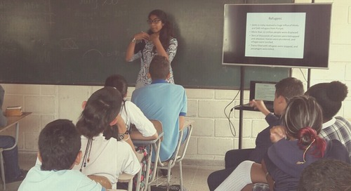 Teaching English in Medellin, Colombia - Alumni Q&A with Tara Ashraf