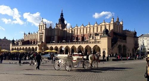 Warsaw, Poland English Teaching Q&A with Kaya Rawa