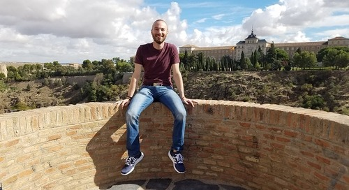 What's Next? My Journey from China to Spain