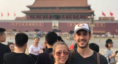 Teaching English in Beijing, China: Alumni Q&A with Kevin Neumann