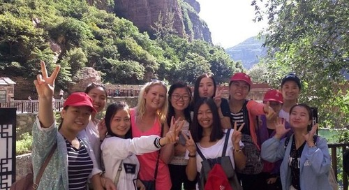 Teaching English in Zhengzhou, China: Alumni Q&A with Nicole Townsend