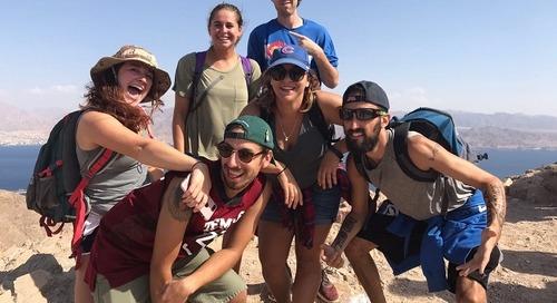 Teaching English in Ashdod, Israel: Alumni Q&A with Taylor Karnilaw