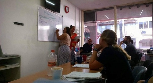 Anything Worth Doing Requires Effort - My Mexico TEFL Class Experience