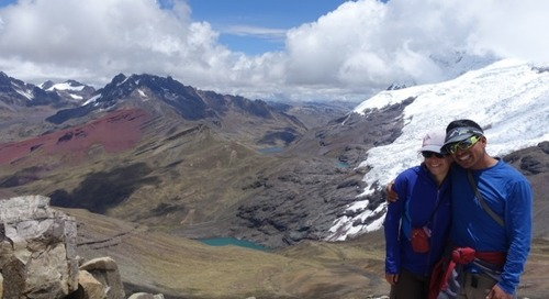 Teaching English in Huaraz, Peru: Alumni Q&A with Andrea Battistel