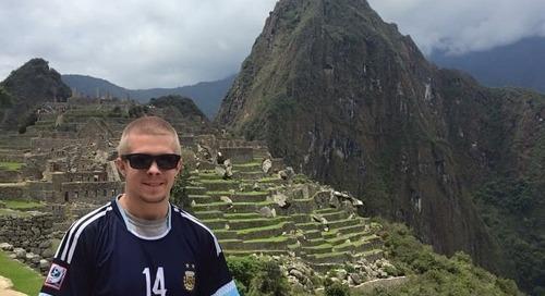 Teaching English in Arequipa, Peru: Alumni Q&A with Eric Svensson