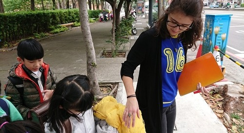 Teaching English in Taichung City, Taiwan - Alumni Q&A with Heather