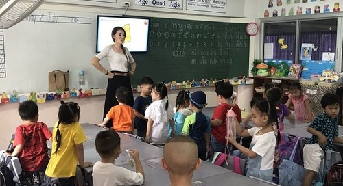 Teaching English in Chiang Mai, Thailand: Alumni Q&A with Aundrea Connelly