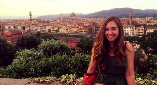 Lombardia, Italy English Teaching Q and A with Madelyn Harrick