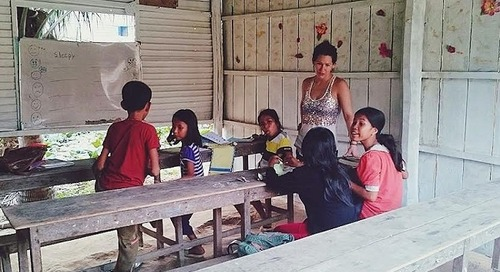 The Reality of Teaching English in Cambodia