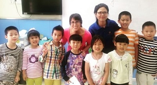 My Classroom Experiences while Teaching English in China