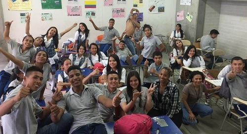 Medellín, Colombia English Teaching Q and A with Jessica Stanton