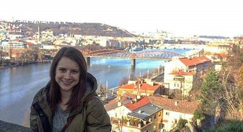 Prague, Czech Republic English Teaching Q and A with Katie Moss
