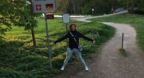 Teaching English in Weil am Rhein, Germany - Alumni Q&A with Veronica Spettmann