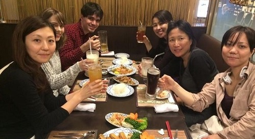 Teaching English in Tokyo, Japan: Alumni Q&A with Alexandra Eilinsfeld
