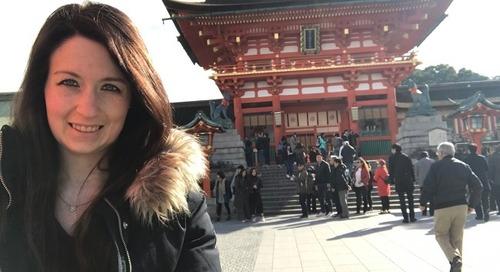 Teaching English in Utsunomiya, Japan: Alumni Q&A with Kristi Violette