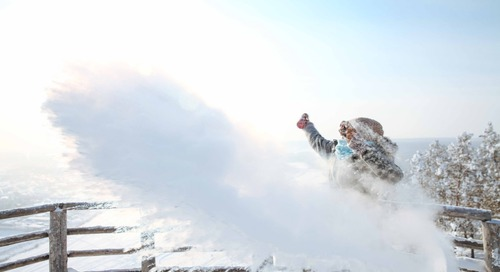 You're Going Where? Living & Teaching English in the Coldest Place on Earth