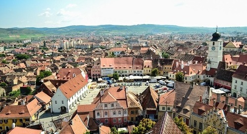 Teaching English in Brasov, Romania: Alumni Q&A with Jenny Polcyn