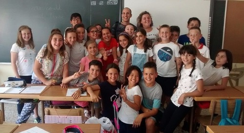 Teaching English in Zaragoza, Spain: Alumni Q&A with Alain Saleh