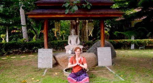 Teaching in Nakhon Si Thammarat, Thailand: Alumni Q & A with Rachel Bernkopf