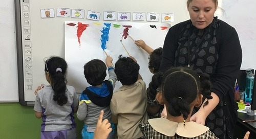 Teaching English in Al Ain, United Arab Emirates (U.A.E.): Alumni Q&A with Carmen Oswalt