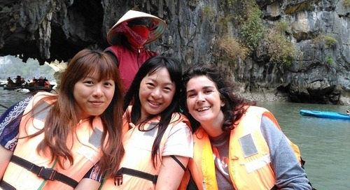 How I'm Funding Traveling in Asia While Living & Teaching English in Vietnam