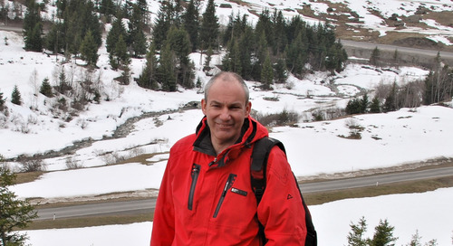 Community Voices: Harald Hotz-Behofsits, Frequentis