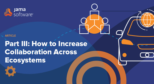 Part III: How to Increase Collaboration Across Ecosystems