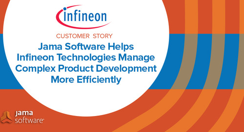 Customer Story: How Jama Software Helps Infineon Manage Complex Product Development