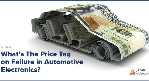 What's the Price Tag on Failure in Automotive Electronics?