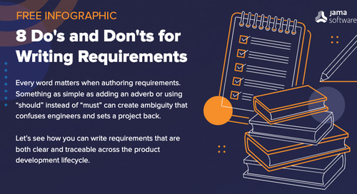 8 Do's and Don'ts for Writing Requirements