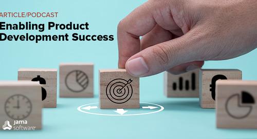 [Podcast] Enabling Product Development Success