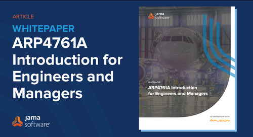 ARP4761A Introduction for Engineers and Managers