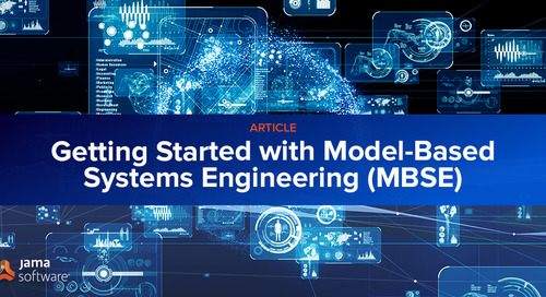 Getting Started with Model-Based Systems Engineering (MBSE)