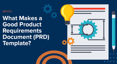 What Makes a Good Product Requirements Document (PRD) Template?