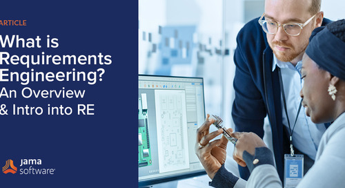 What is Requirements Engineering? An Overview and Intro into Requirements Engineering