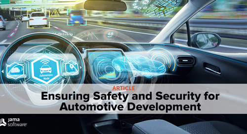 Ensuring Safety and Security for Automotive Development