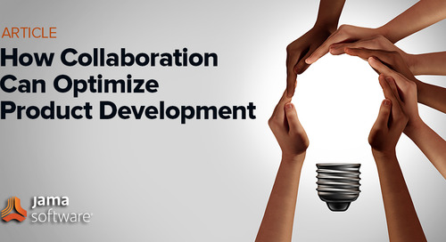 How Collaboration Can Optimize Product Development