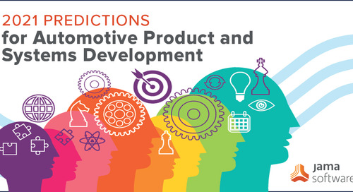 2021 Predictions for Automotive Product and Systems Development