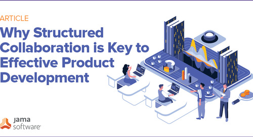Why Structured Collaboration is Key to Effective Product Development