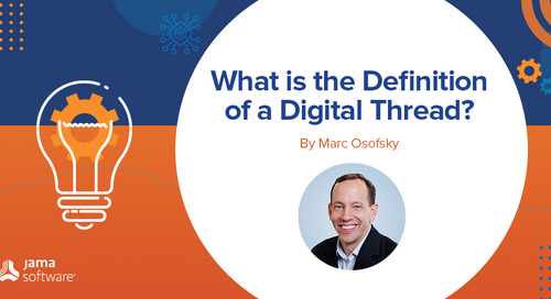 What is the Definition of a Digital Thread?