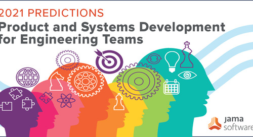 2021 Predictions – Product and Systems Development for Engineering Teams