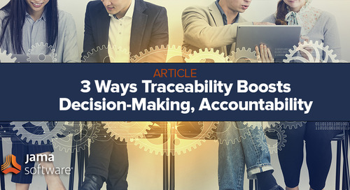 3 Ways Traceability Boosts Decision-Making and Accountability
