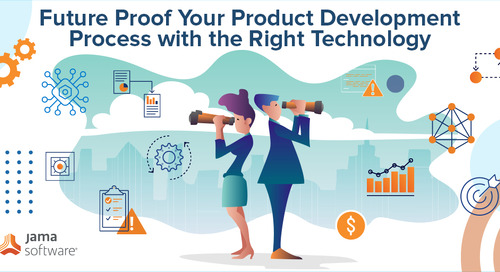 Future Proof Your Product Development Process with the Right Technology
