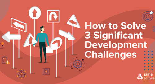 How to Solve 3 Significant Development Challenges