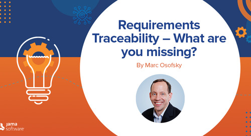 Requirements Traceability – What are you missing?
