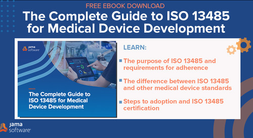 [GUIDE] ISO 13485 for Medical Device Development